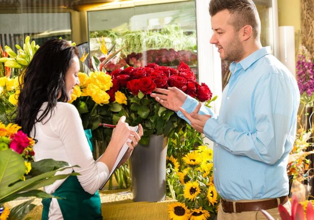 Reasons to order flowers online