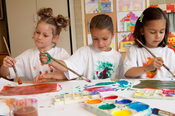 Importance of Arts for kids